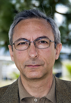 Prof. Eduardo Zarza the Head of the PSA R+D Unit (Plataforma Solar de Almería), Spain
