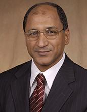 Prof. Samir El-Ghazaly in MMS'14