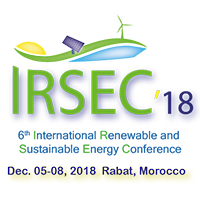 IRSEC'18 – 6th International Renewable and Sustainable Energy Conference