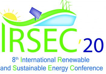 8th International Renewable and Sustainable Energy Conference (IRSEC'20)
