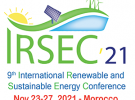 9th International Renewable and Sustainable Energy Conference (IRSEC'21)