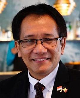 Prof. Teddy Mantoro Sampoerna University Jakarta, Indonesia